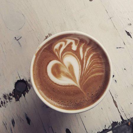 Cappucchino-heart