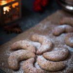 Gesündere glutenfreie Vanillekipferl - gluenfreie Weihnachtsplätzchen ohne raffinierten Zucker - www.appleandginger.de
