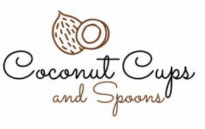 Coconut Cups and Spoons Logo